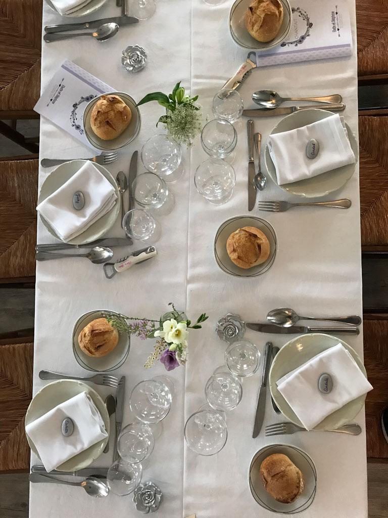 Restaurant Courbet Sevignacq Menu