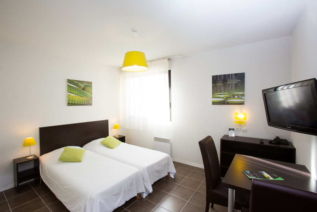 All suites appart h tel pau h tels pau for Appart hotel ussel