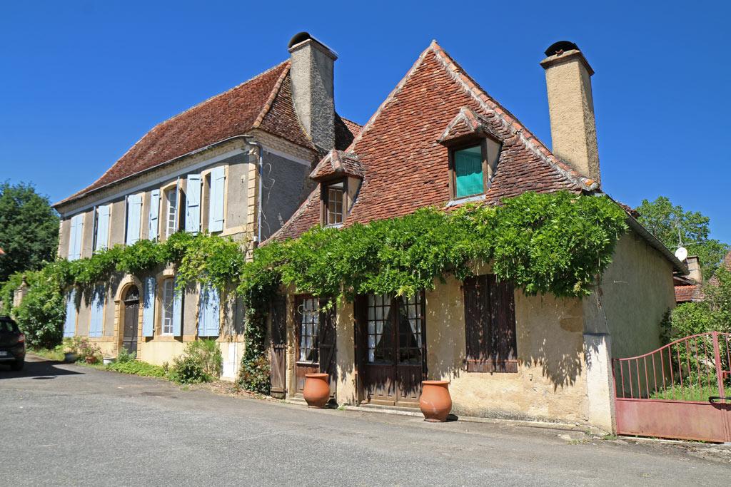 Maison béarnaise de Conchez-de-Béarn