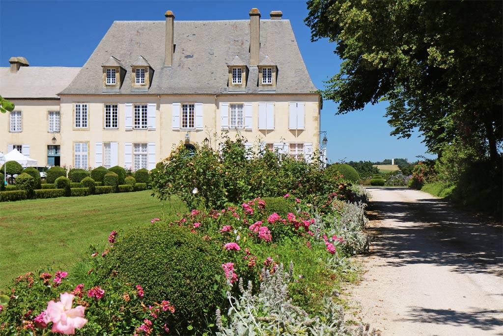 Château de Viven allées