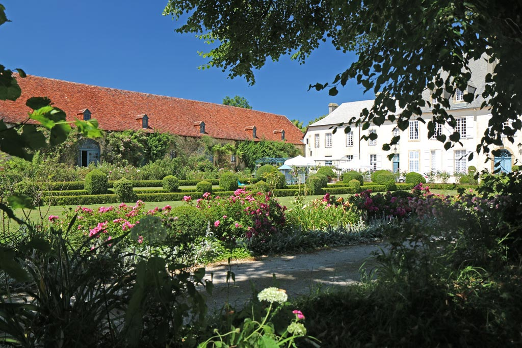 Château de Viven entrée