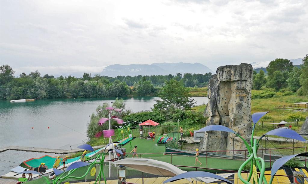 waterjump lac de baudreix