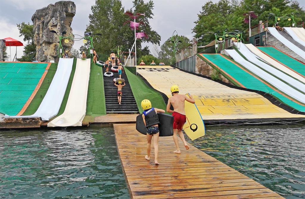 waterjump okiri