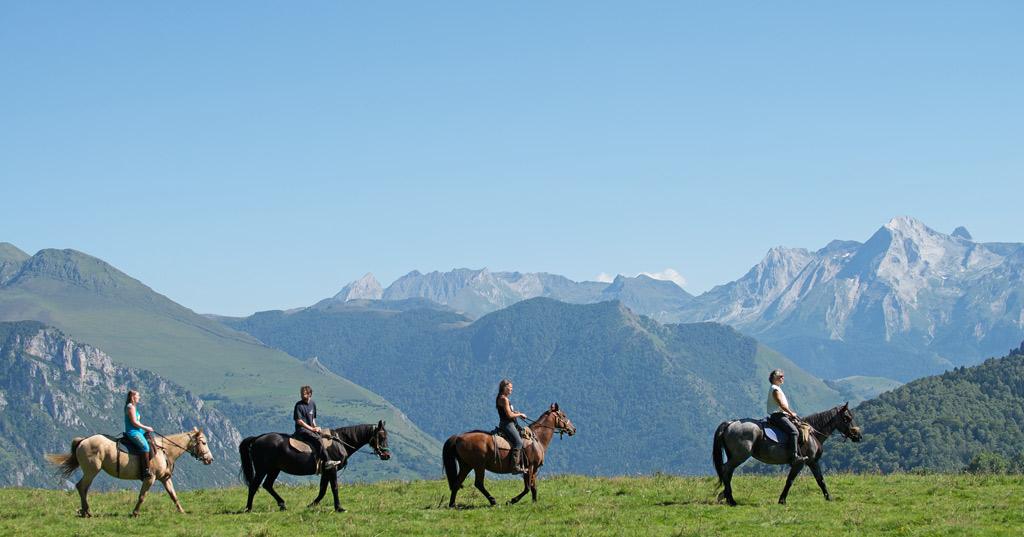 Chevauchées Pyrénées