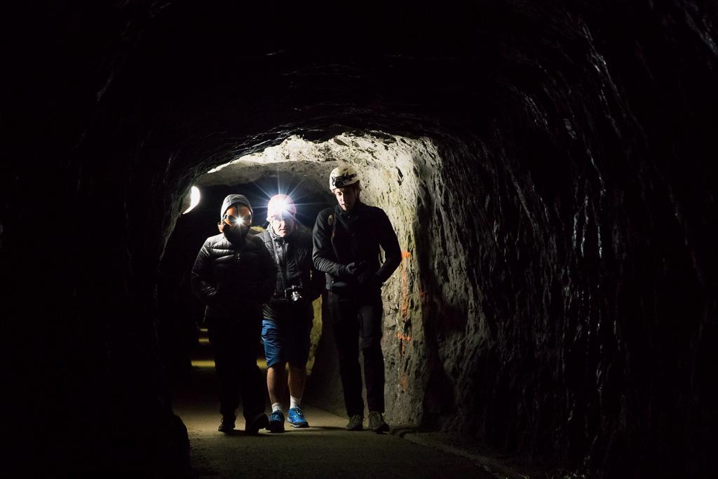 la verna grotte
