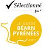 Selectionné par le Guide Béarn Pyrénées